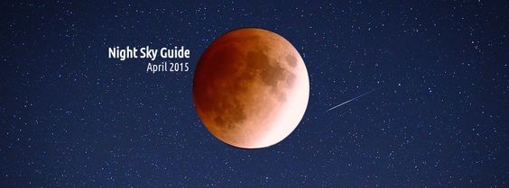 Night sky guide for April 2015