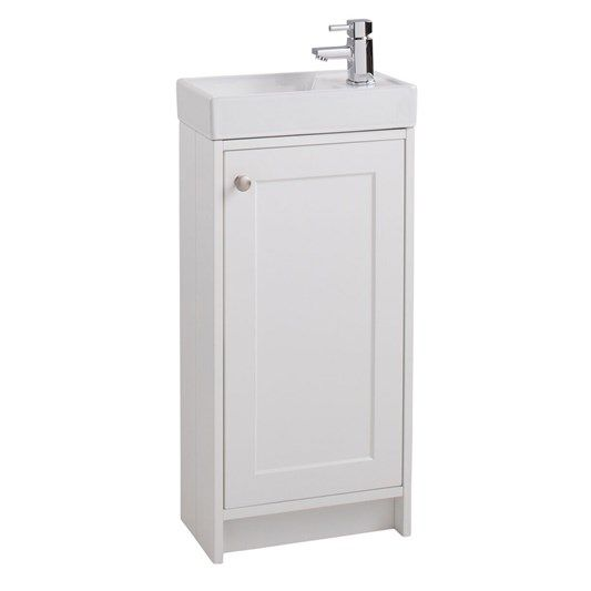 Drench Maisie Traditional Floorstanding Vanity Unit Basin