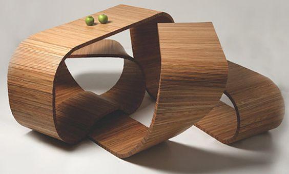 Endless Nile Dining Table by Karim Rashid for Amr Helmy Designs