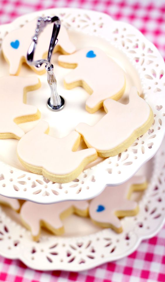 Recette de petits biscuits qui ne bougent pas d'un poil à la cuisson pour…