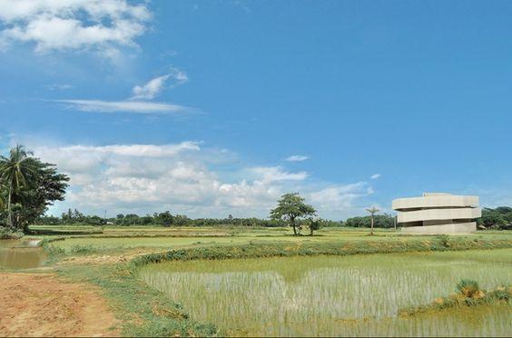 Kashef Mahboob Chowdury / URBANA | Cyclone Shelter (concept), Bangladesh