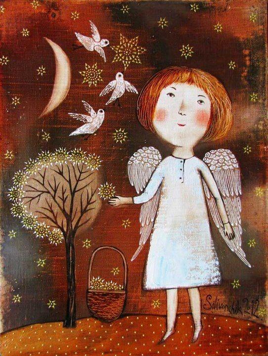 by Anna Silivonchik:
