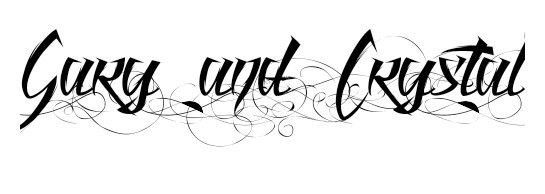 Pin By Gary On Tattoos Fonts Tattoo Fonts Calligraphy Arabic Calligraphy