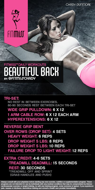 FitMiss Beautiful Back Workout! Find out more at www.facebook.com/iamfitmiss www.twitter.com/iamfitmiss: