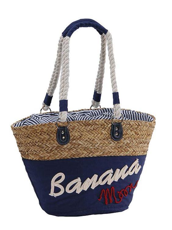 Banana Moon - Panier de plage Amarrage Marine
