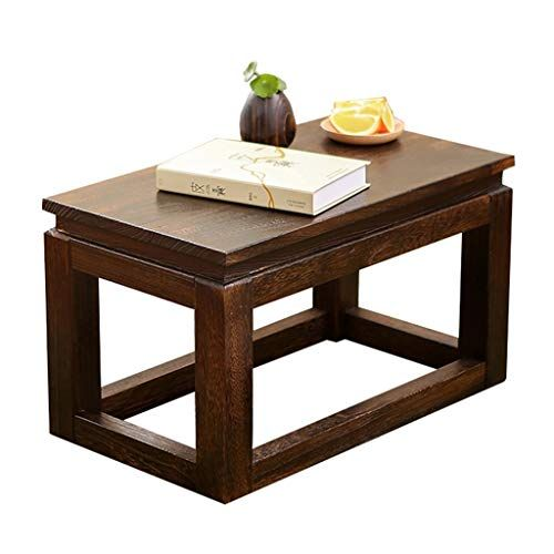 Coffee Tables Small Table Side Table Table Bed Chinese Simple Bay Window Table Balcony Small Color Brown Size 8040 Coffee Table Window Table Small Tables
