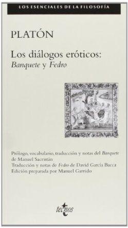 Los diálogos eróticos / Platón
