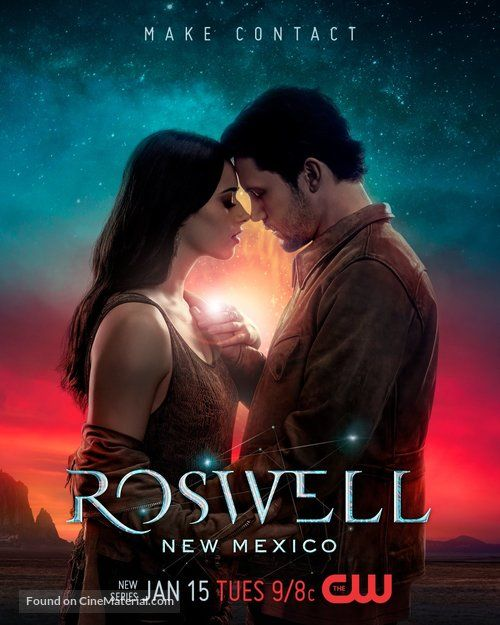 Roswell New Mexico Movie Poster With Images Roswell New