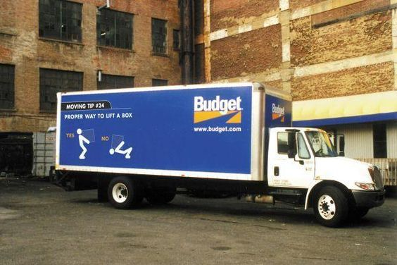How Much Does Moving Truck Rental Cost Moving Truck Rental Moving Truck Trucks