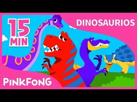 Las Mejores Canciones De 2ª Temporada De Dinosaurios Recopilación Pinkfong Canciones Infantiles Youtu Canciones Infantiles Dinosaurios Mejores Canciones