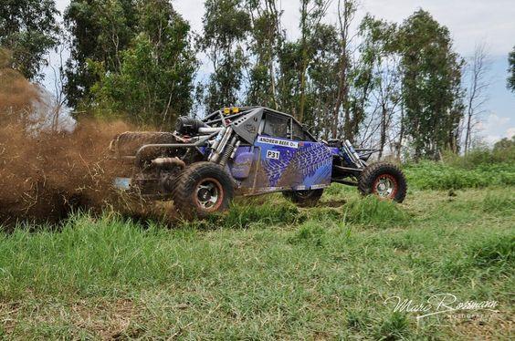 Vredefort 250 - Andrew Beer, full speed start!