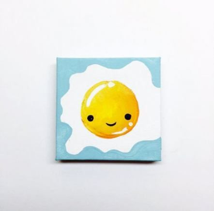 Painting Cute Canvases Mini Canvas 31 Ideas Simple Paintings Art Small