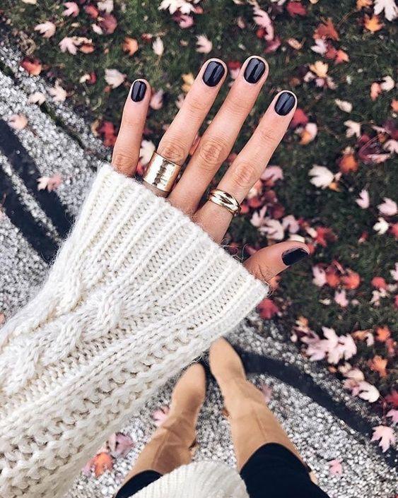 Unhas de outono - Style It Up