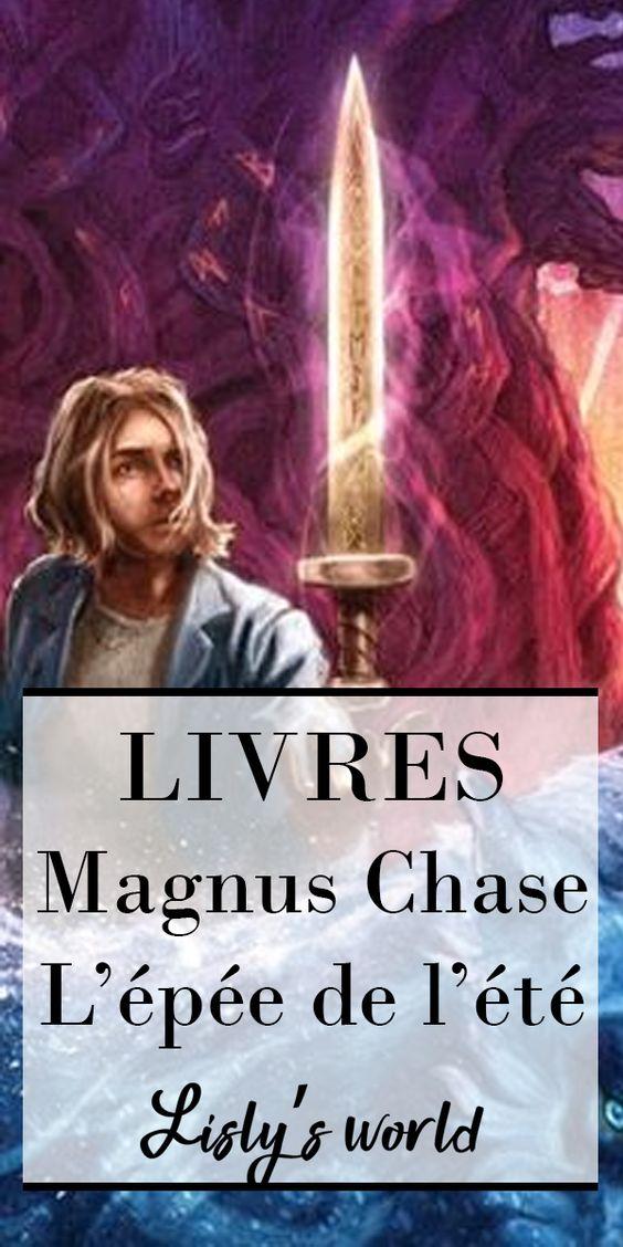 5 raisons de lire Magnus Chase : l'épée de l'été