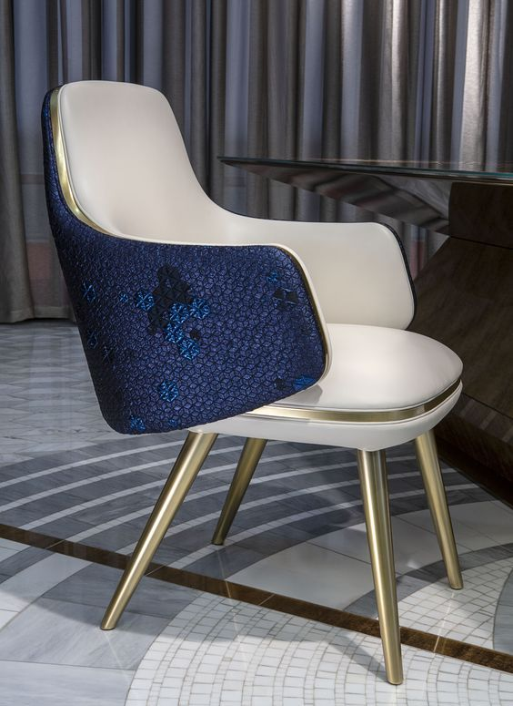 Luxury Dining Chair, Modern Style Dining Room Chairs