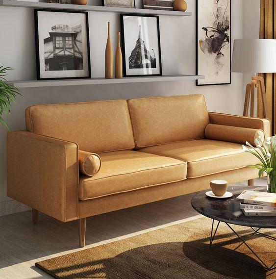 Sofa da thật với những ưu điểm nổi bật