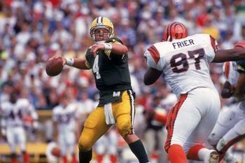 Green Bay Packers: Top Five Brett Favre Moments