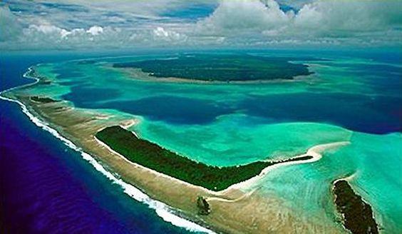 Wallis et Futuna Les plus beaux coins de France: