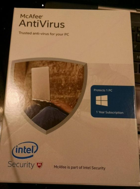 New MCAFEE ANTIVIRUS ANTI VIRUS INTEL SECURITY LOT OF 3 COPIES FOR 1PC - http://electronics.goshoppins.com/software/new-mcafee-antivirus-anti-virus-intel-security-lot-of-3-copies-for-1pc/