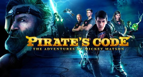 """(Derek Brandon/ """"""""Mickey Matson"""""""") Full Movie Family Sci-Fi Thriller Adv..."""