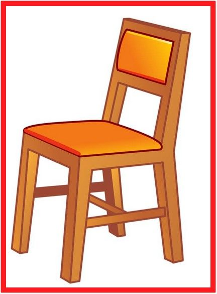 81 Reference Of Chair Illustration Clipart In 2020 Clipart Grafiken Wohnen
