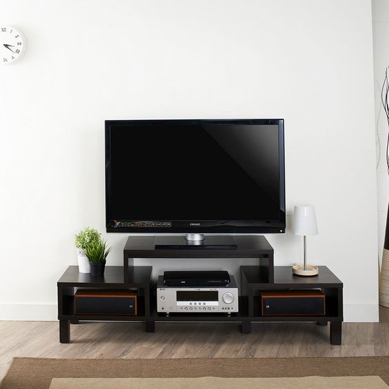 Furniture Of America Baltimore 60 Inch TV Console   Overstock™ Shopping    Great Deals
