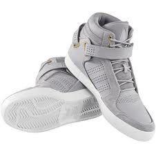 Adidas Originals mid rise in gray