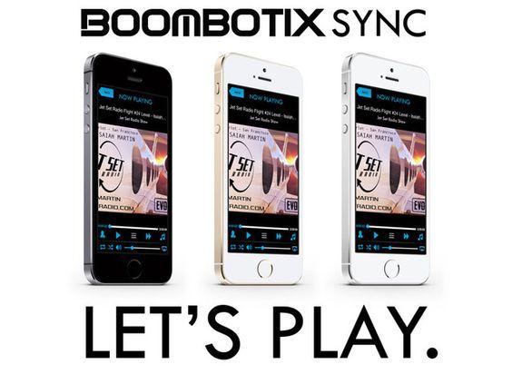 Boombotix Music Sync App by Boombotix — Kickstarter