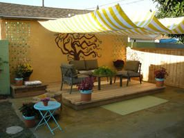 Green Solutions: Eco-Friendly Woods and Concrete Stains : Archive : Home & Garden Television