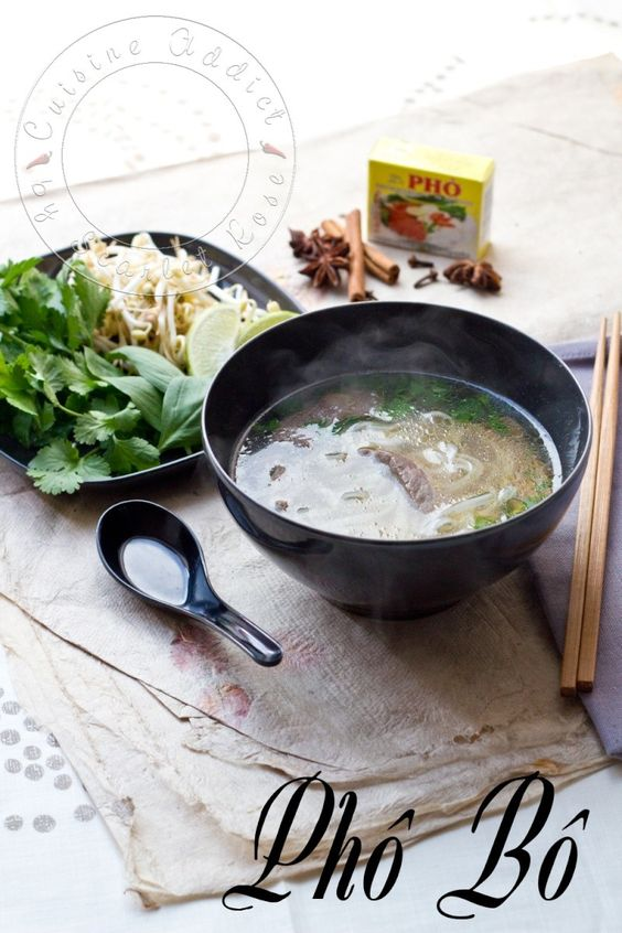 pho bho, vietnamese soup. healthy, yummy, and light.
