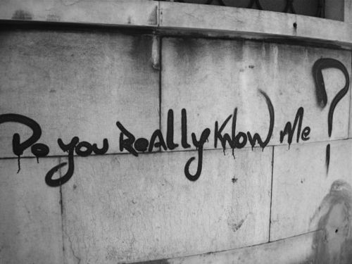 Do you Really Know Me? #graffiti #street #art: