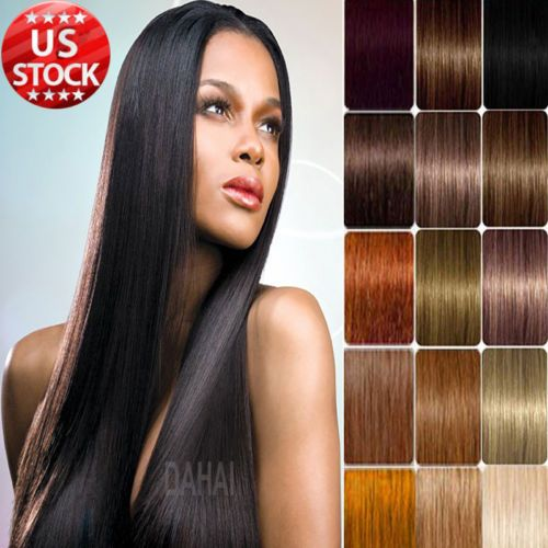 Best quality 100 true clip in remy human hair extensions full best quality 100 true clip in remy human hair extensions full head daily deal a pmusecretfo Choice Image