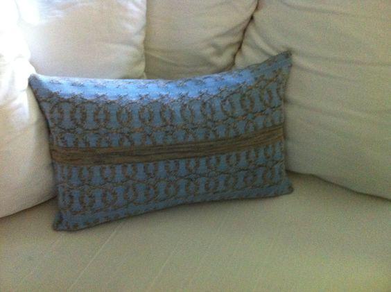 Kollektion Hamptons, cushion 50x30 cm