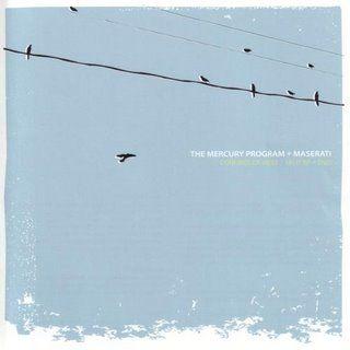 ruído a vista: The Mercury Program - Discografia