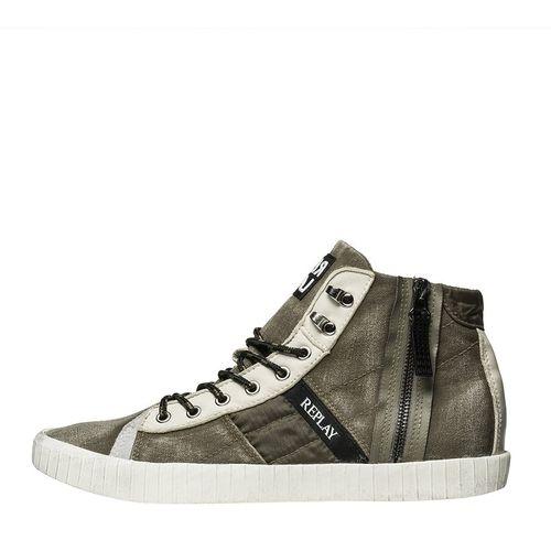 #REPLAY #Herren #Schuhe #grün - Schuhe Entspannt, cool, komfortabel - der…