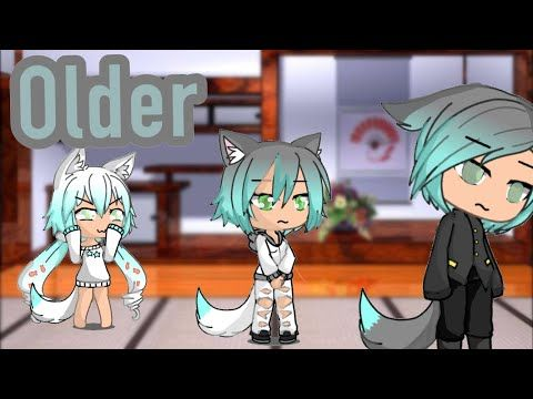 Older Gacha Life Glmv Youtube With Images Life Video Nightcore Music Publishing