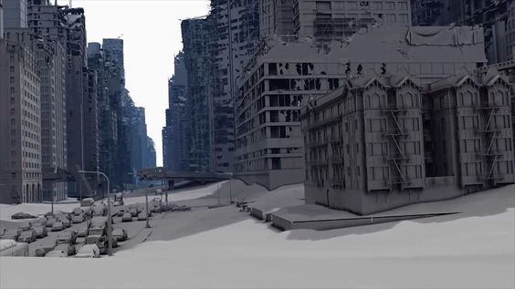 Making of Maze Runner: Scorch TrialsComputer Graphics & Digital Art Community for Artist: Job, Tutorial, Art, Concept Art, Portfolio
