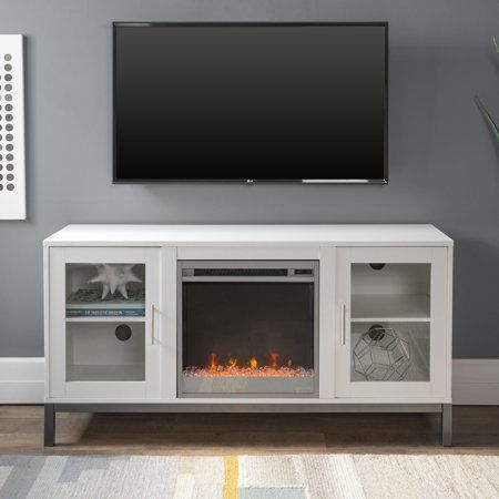Home With Images Fireplace Tv Stand Fireplace Tv Modern
