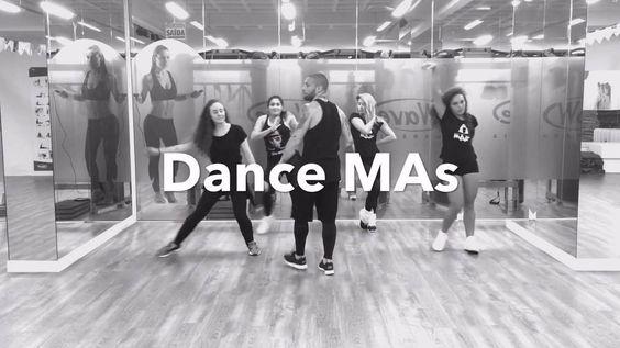 Warm-up 02 - Marlon Alves Dance MAs