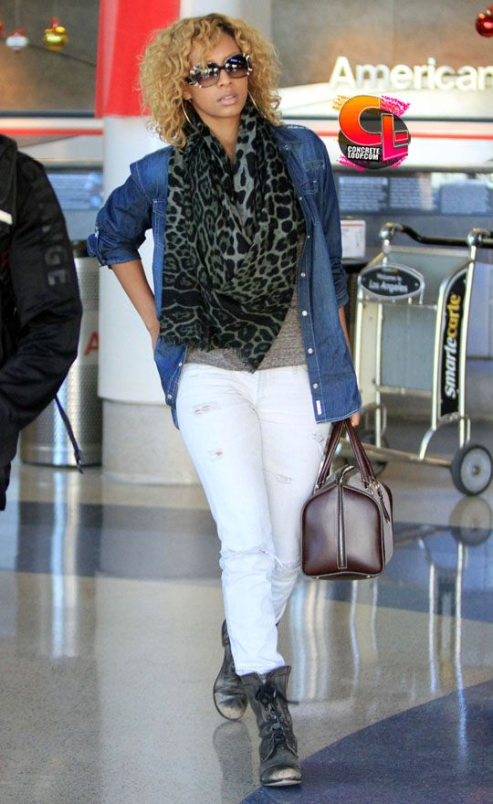 Keri Hilson | Style | Pinterest | Colors, The outfit and Curls