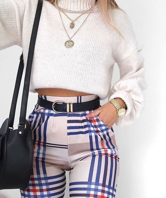 Insanely Cute High Waisted Pants