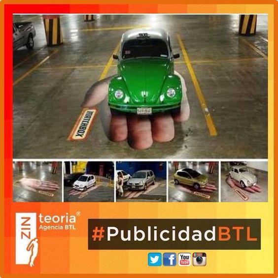 #Publicidad #BelowTheLine  #Marketing #BTL