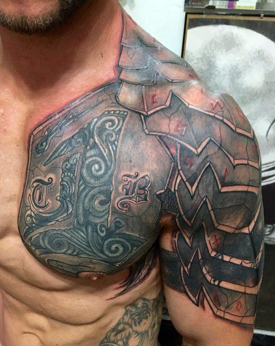 Cool Superhero Tattoo Ideas