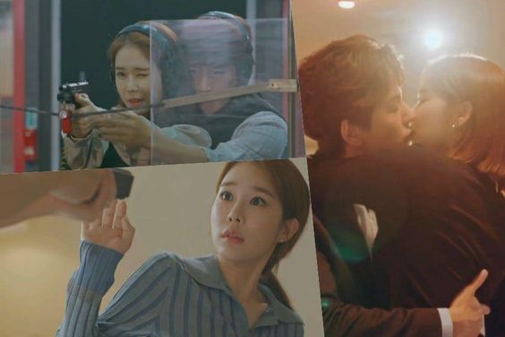 "Watch: Yoo In Na, Eric, And Im Joo Hwan Get Tangled Up In Romance And Espionage In ""The Spies Who Loved Me"" Teaser"