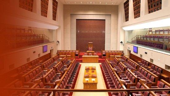 Tòa nhà quốc hội mở cửa từ thứ 2 đến thứ 6