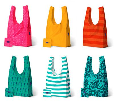 Colorful tote bags! :)