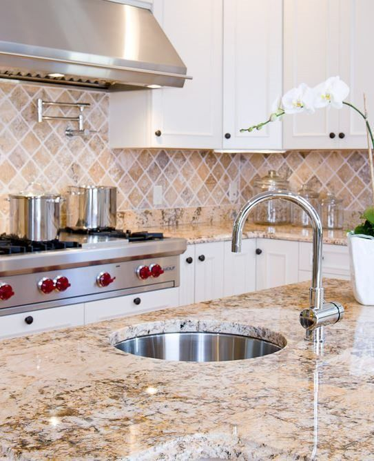 Home Stager Secrets 6 Eyesores That Make Your Home Look Outdated Blinds Com Granite Countertops Kitchen Kitchen Remodel Outdoor Kitchen Countertops