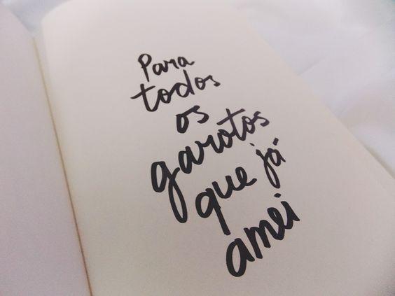 Resenha: Para Todos os Garotos que Já Amei - Jenny Han | Cidade das Cerejas: Resenha: Para Todos os Garotos que Já Amei - Jenny Han