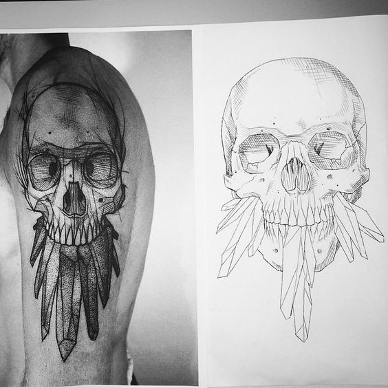 Awesome skull!