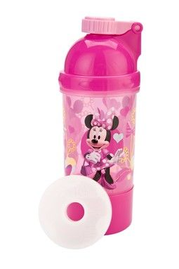 Minnie Mouse 15.0 oz. Snack & Sip Canteen with Ice Pack